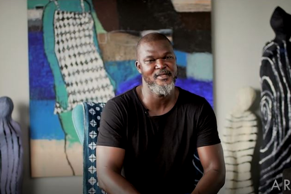 Painter and sculptor Alimi Adewale set to exhibit at ART X Lagos 2018