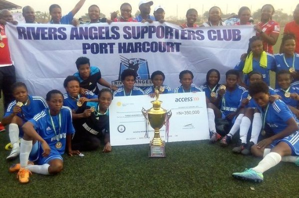 Rivers Angels defeat Ibom Angels to win 2018 AITEO Women's Cup