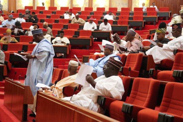 Senate adjourns for two weeks for oversight on 2018 budget