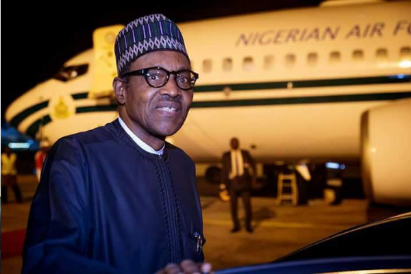 We did not introduce TSA, but we are enforcing it - Buhari