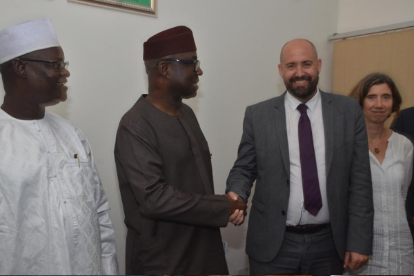 2019: EU, APC meet over credible, peaceful polls