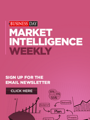 Newsletter Market Intelligence