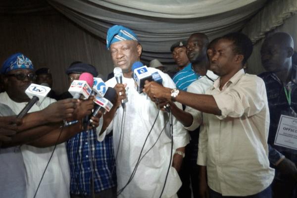 Jimi Agbaje wins Lagos PDP guber primaries