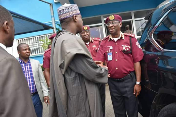 FRSC: Dogara frowns at 93 deaths recorded weekly on Nigerian roads