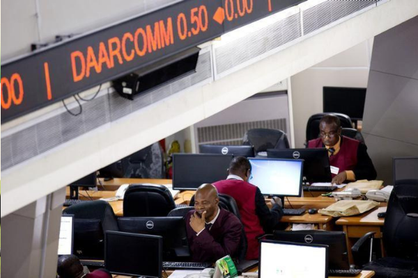 CSL, Stanbic IBTC Stockbrokers top activity chart in October