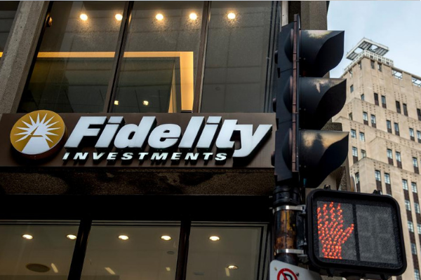Fidelity's launch of crypto company lifts pressure on market