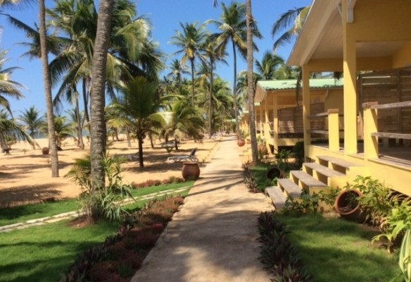 Ouidah, coastal city with many tourism frills