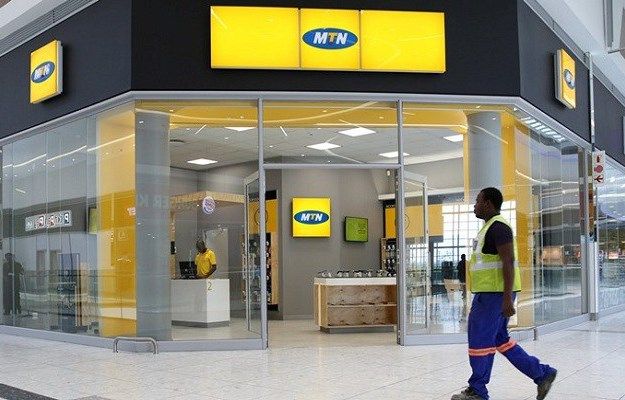 MTN shares rise on report that Nigeria may reduce $10.1 billion fine