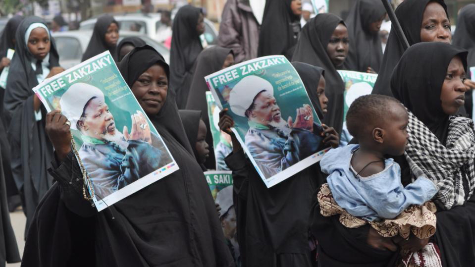 Killing of Shiites must stop in Nigeria
