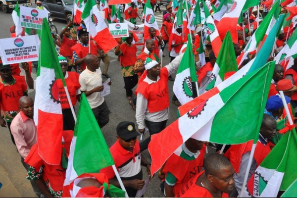Organised labour dares Industrial Court, set for nationwide strike, Tuesday