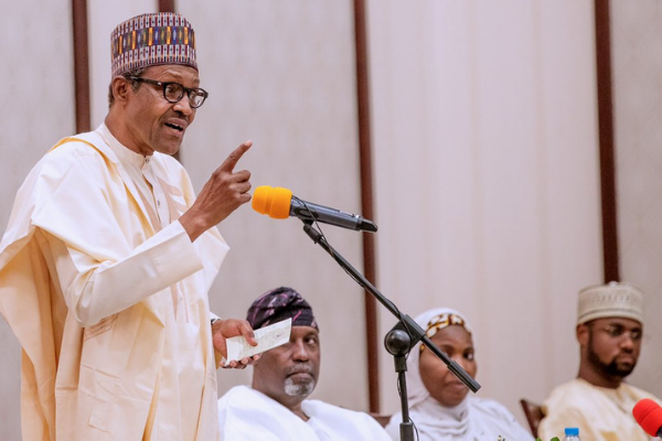 Buhari blames poor execution on delays in budget passage