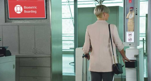 World's first integrated biometric path debuts with Emirate Airlines