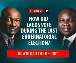 Lagos State voting Partten
