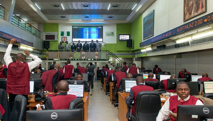 Nigeria's stocks world's best performing