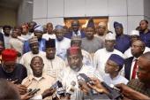 2019: Oshimhole launches verbal war on OBJ, Atiku, PDP