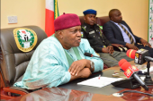 Taraba Governor raises financial hope for local government workers