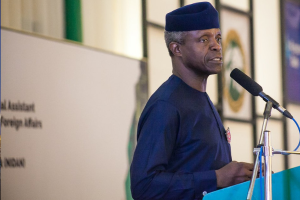 Group moves for impeachment of Yemi Osinbajo