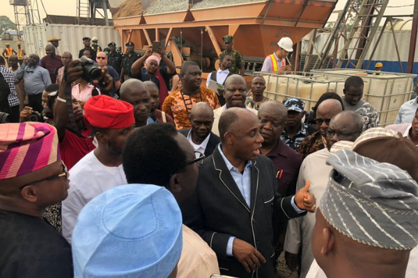 Transport minister tasks CCECC to speed up Lagos-Ibadan rail project