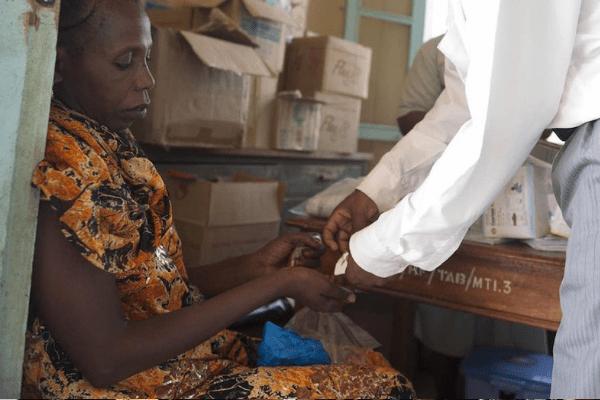 Nigeria's health care system ranks 187th globally
