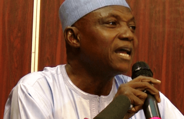 Senior Special Assistant to the President on Media and Publicity, Garba Shehu