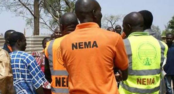NEMA distributes relief materials to households in Kwara