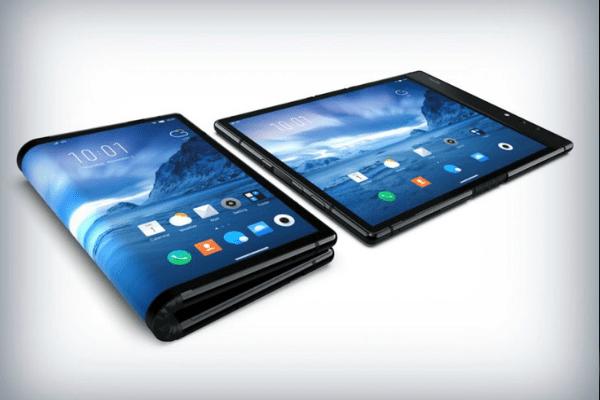 Meet the World's first flexible phone