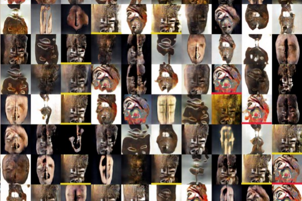 How Nigerian researcher creates African artworks using AI