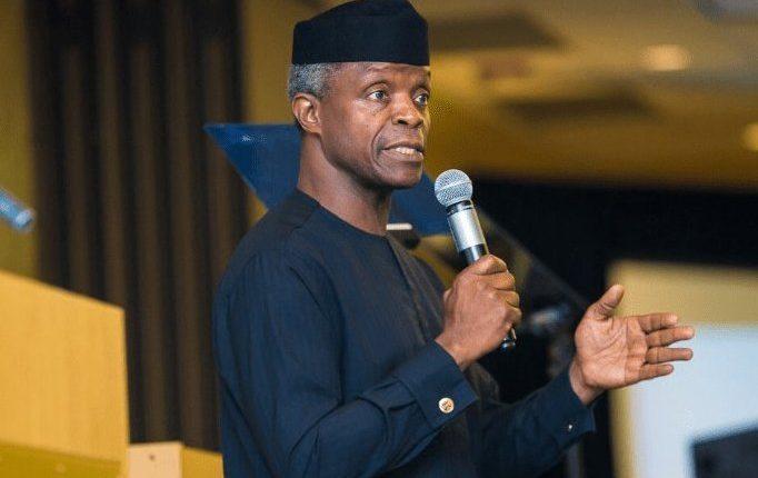 Osinbajo: Entrepreneurial bank to grant low interest loan to ...