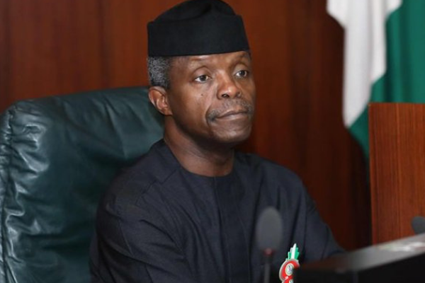 Nigeria among countries with lowest VAT rate in Africa - Osinbajo