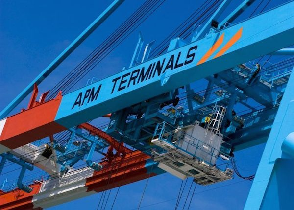 Except you bring sack letter, Martin Jacob is still APM Terminals' MD 100% - source confirms