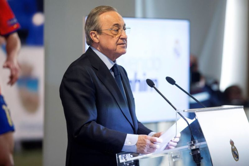 Real Madrid's Florentino Perez tops Spain's football rich list