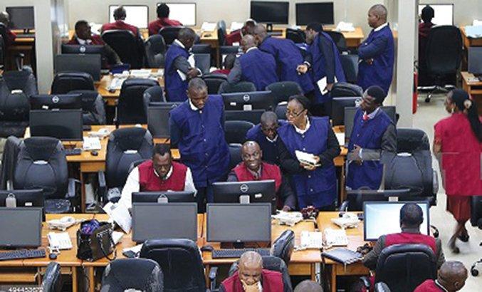 Nigeria stock market fails to sustain gains