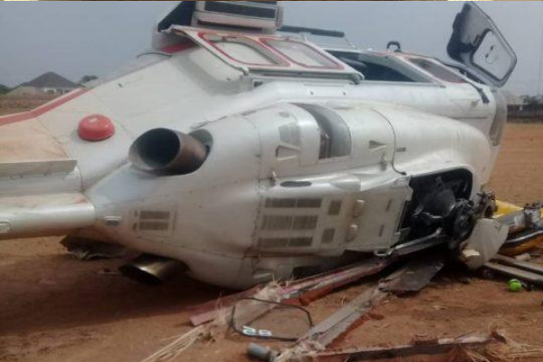 Okowa rejoices with Osinbajo for surviving helicopter crash