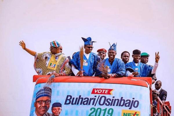 APC-PCO denies Buhari calling for war in Zamfara