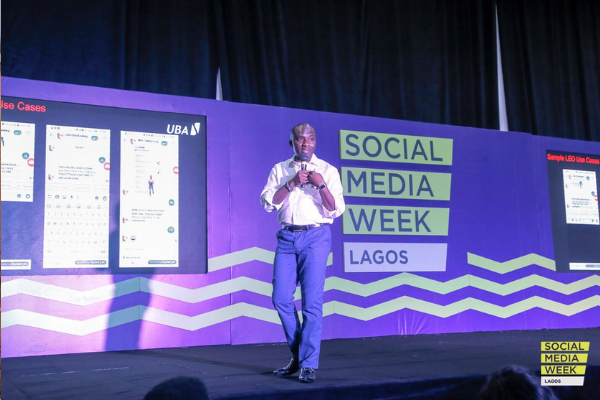 SMWLagos Day 1: UBA's chatbot LEO now covers 16 African countries