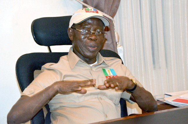 Breaking: Appeal Court lifts suspension on Oshiomhole