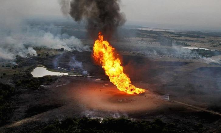 Nembe explosion