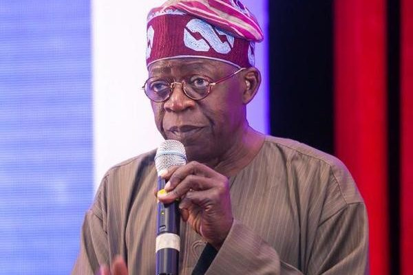 Tinubu donates N200m to fight Coronavirus