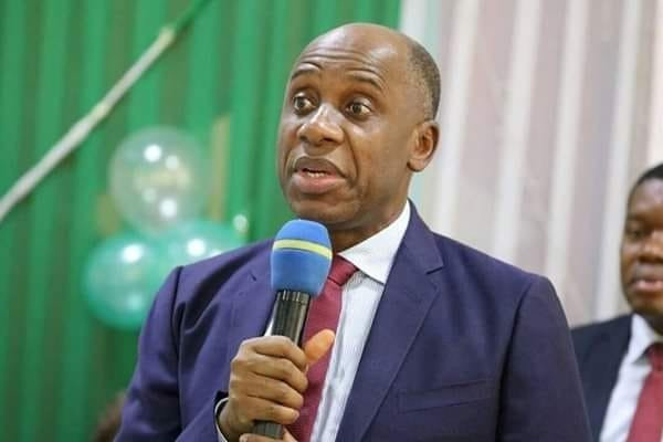 Palliatives burn through Rivers as Amaechi joins, shells out 12,000 bags of  rice - Businessday NG