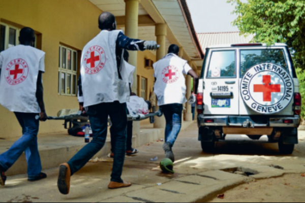 NNPC to Partner Nigerian Red Cross Society on Disaster Management -  Businessday NG