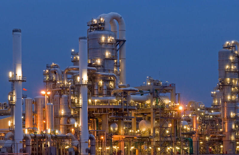 downstream sector