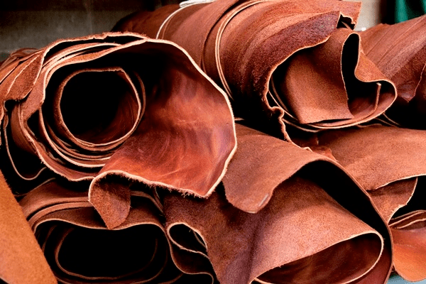 leather export