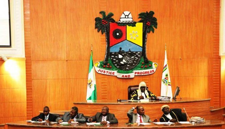 Lagos Assembly passes amended neighborhood safety corps Bill into Law