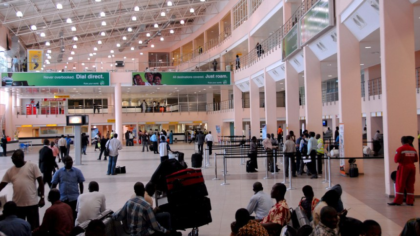 Image result for Murtala Muhammed Int'l Airport passengers to enjoy free Wifi