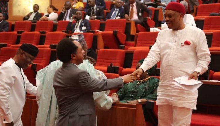 Senate begins move to override Buhari on Industrial Development Bill