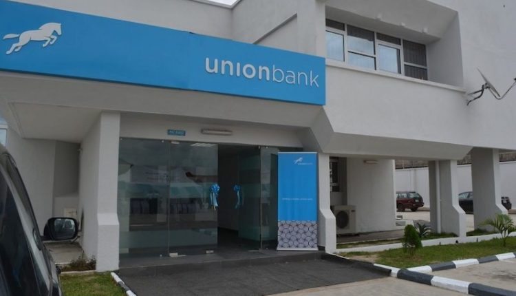 Union Bank partners 54Gene towards Nigeria's fight against Coronavirus, donates N50million