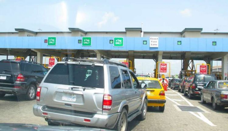Lekki Toll-Gate e-tag