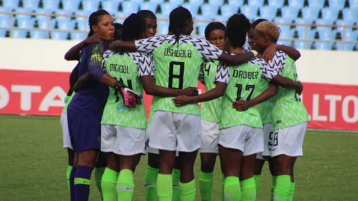 Super Falcons depart Avita Resort, fly to France for FIFA Women's World Cup