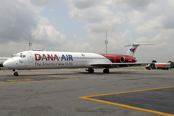 covid 19 dana air to keep middle seats empty upon resumption businessday ng covid 19 dana air to keep middle seats