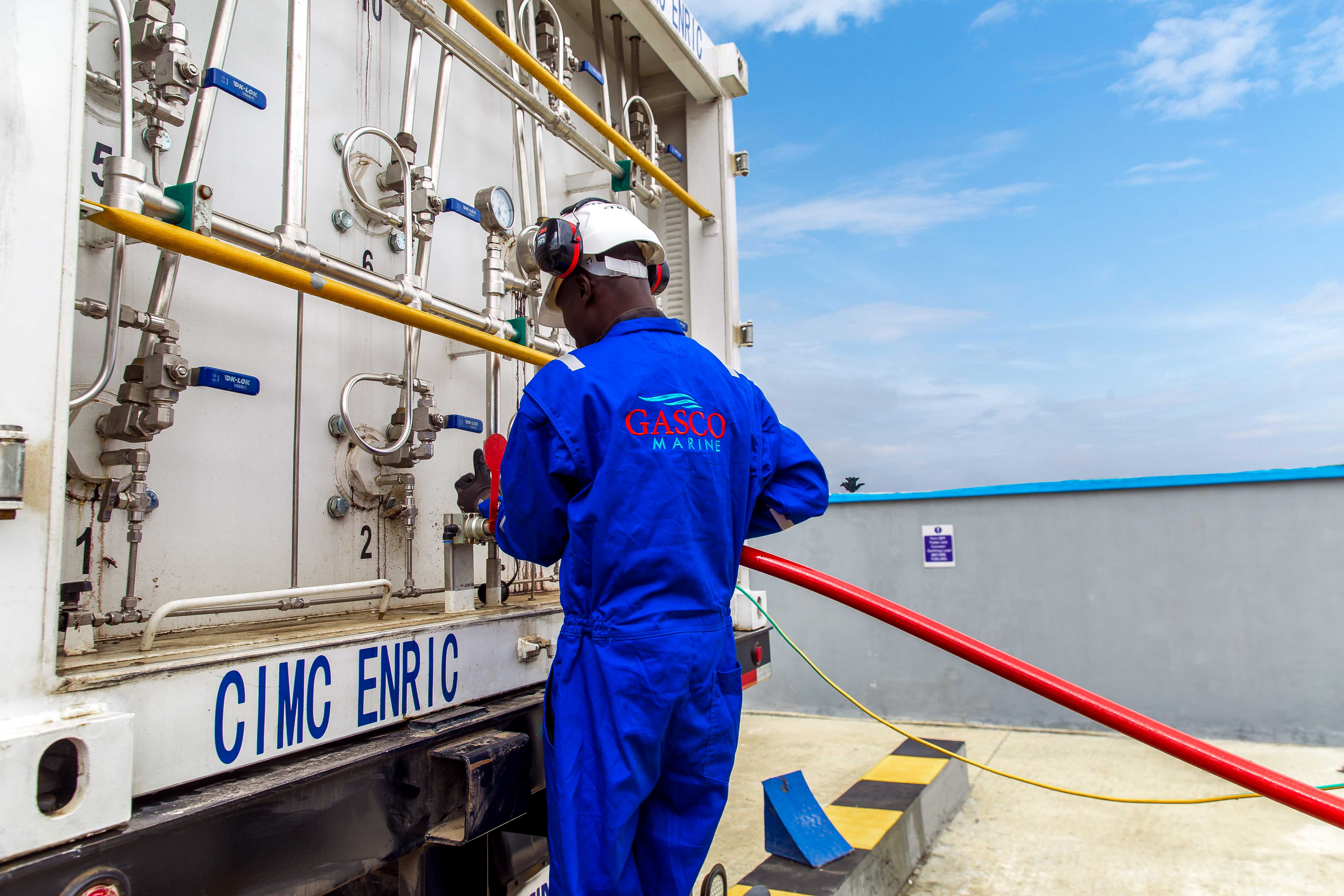 How Gasco Marine is growing gas supply in Nigeria